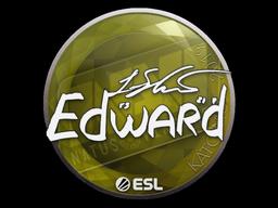 Sticker | Edward | Katowice 2019