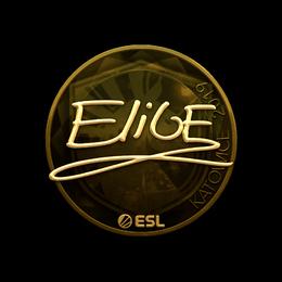 EliGE (Gold) | Katowice 2019