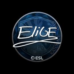EliGE (Foil) | Katowice 2019
