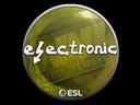 Sticker | electronic | Katowice 2019