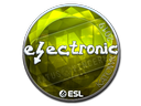 Sticker | electronic (Foil) | Katowice 2019