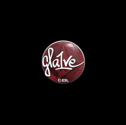 Sticker | gla1ve | Katowice 2019