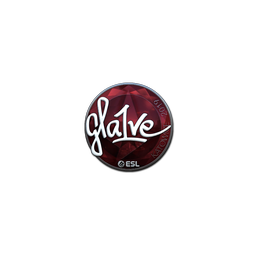 Sticker | gla1ve (Foil) | Katowice 2019