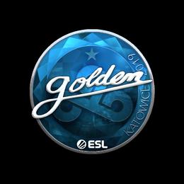 Golden (Foil) | Katowice 2019