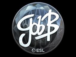 Sticker | gob b (Foil) | Katowice 2019