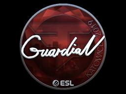 Sticker | GuardiaN (Foil) | Katowice 2019