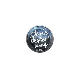 Sticker | dexter (Foil) | Katowice 2019