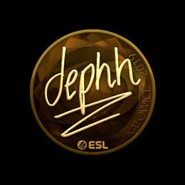 dephh (Gold) | Katowice 2019