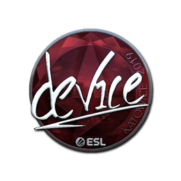 device (Foil) | Katowice 2019