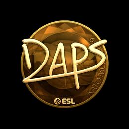daps (Gold) | Katowice 2019