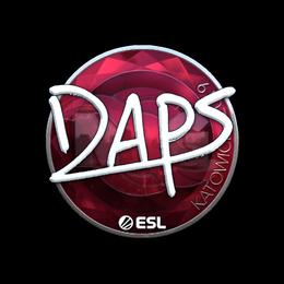 daps (Foil) | Katowice 2019