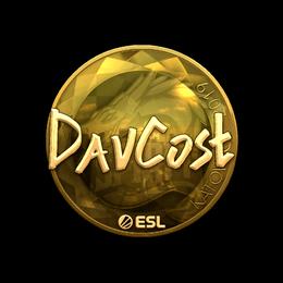DavCost (Gold) | Katowice 2019