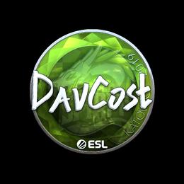 DavCost (Foil) | Katowice 2019