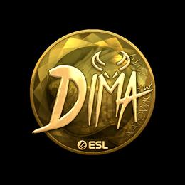 Dima (Gold) | Katowice 2019