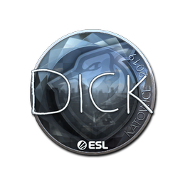 DickStacy (Foil) | Katowice 2019