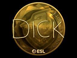 DickStacy   Katowice 2019