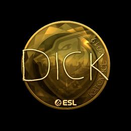 DickStacy (Gold) | Katowice 2019