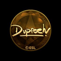 dupreeh (Gold) | Katowice 2019