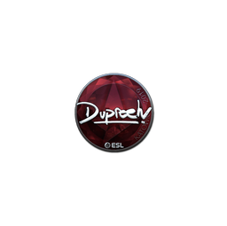 Sticker | dupreeh (Foil) | Katowice 2019
