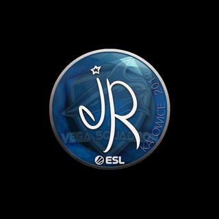 Sticker | jR | Katowice 2019