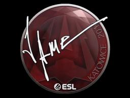 Sticker | Jame | Katowice 2019