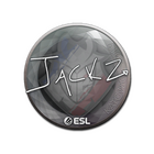 Sticker | JaCkz | Katowice 2019