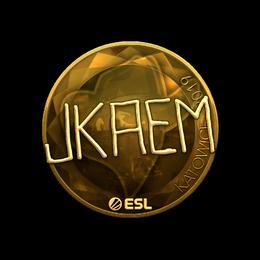 jkaem (Gold) | Katowice 2019