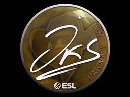 Sticker | jks | Katowice 2019