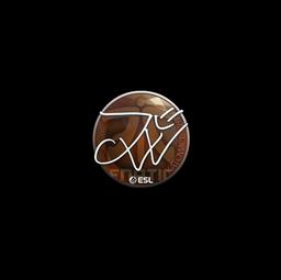 Sticker | JW | Katowice 2019