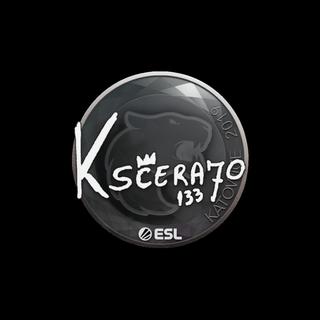 Sticker   KSCERATO   Katowice 2019