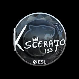 KSCERATO (Foil) | Katowice 2019