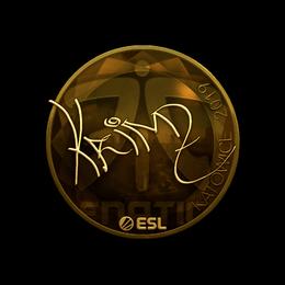 KRIMZ (Gold) | Katowice 2019