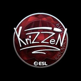 KrizzeN (Foil) | Katowice 2019
