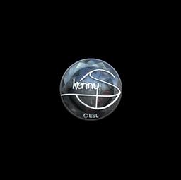 Sticker | kennyS (Foil) | Katowice 2019