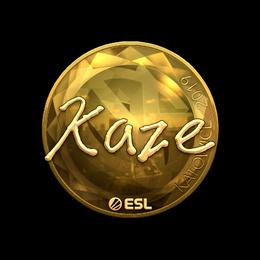Kaze (Gold) | Katowice 2019
