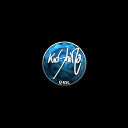 Sticker | kioShiMa (Foil) | Katowice 2019