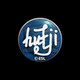 Sticker   hutji   Katowice 2019