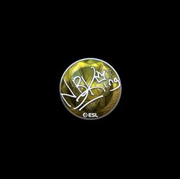 Sticker | NBK- (Foil) | Katowice 2019