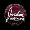 Sticker | n0thing (Foil) | Katowice 2019
