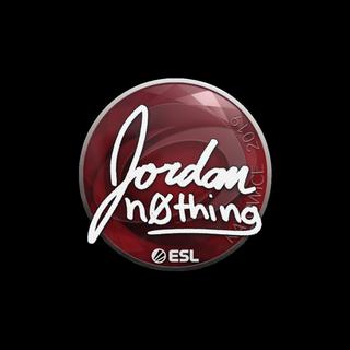 Sticker | n0thing | Katowice 2019