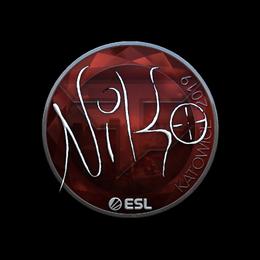 NiKo (Foil) | Katowice 2019