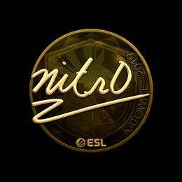nitr0 (Gold) | Katowice 2019