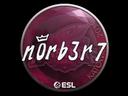 Sticker | n0rb3r7 | Katowice 2019