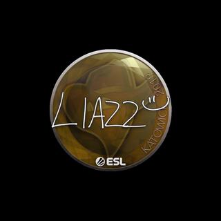 Sticker   Liazz   Katowice 2019