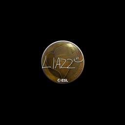 Sticker | Liazz | Katowice 2019