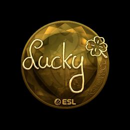 Lucky (Gold) | Katowice 2019