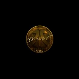 Sticker | Brollan (Gold) | Katowice 2019