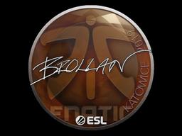 Brollan | Katowice 2019