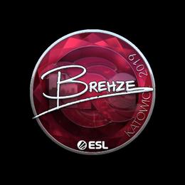 Brehze (Foil) | Katowice 2019