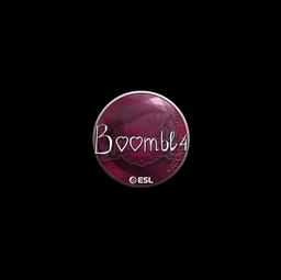 Sticker | Boombl4 | Katowice 2019